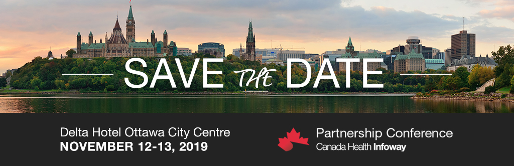 Partnership 2019 Save The Date