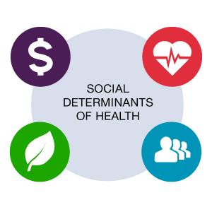 Social Determinants of Health Logo